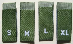 clothes labels