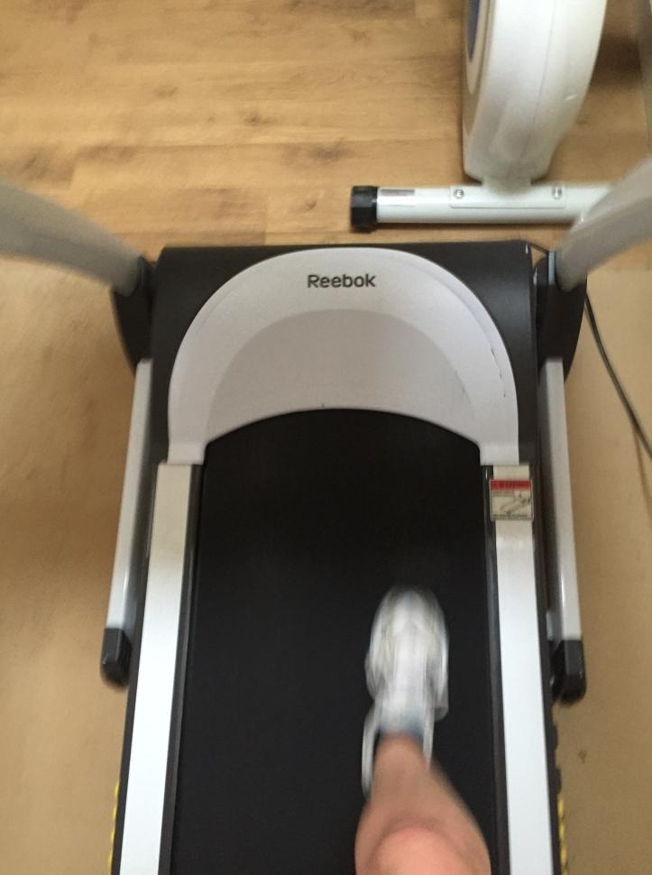 treadmill motion