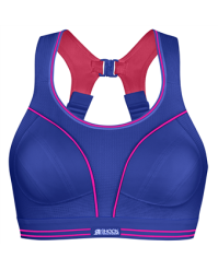 run bra purple